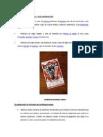 CLASIFICACIÓN Pegamentos Petro
