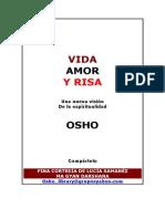 Osho VidaAmorYRisa
