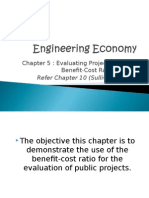 Chapter_5_Benefit Cost Ratio Method Lecture Slide