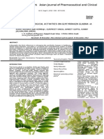Aktifitas Pharmacology Glycyrrij