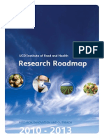 UCD Institute of Food and Health Research Roadmap March 10