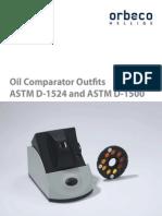 Oil_ASTM D-1500