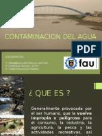 Exposicion Contaminacion Del Agua (1)