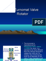 the turnomat valve rotator