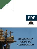 Seguridad en Obras - Omar Hidalgo