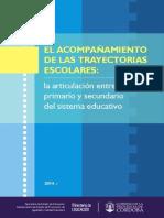 Acompañamiento de Trayectorias Escolares WEB
