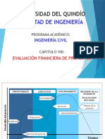 Evaluación Financiera de Proyectos IC