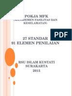 SOSIALISASI MFK 15