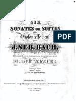 Bach Cello Suites GRUTZMACHER1