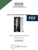Ficha Evaluación Postural Estática