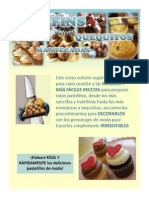 Recetas Muffins y Decoraciones