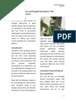 policyformationandimplementation