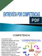 Entrevista Por Competencias