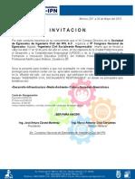 Invitacion Congreso Seic-ipn