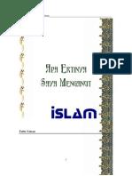 7. Apa Ertinya Saya Menganut Islam - Fathi Yakan