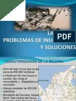 La Mojana - Problemas de Inundacion y Soluciones - Marco Tulio Benitez