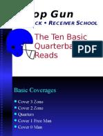 10 Basic QB Reads - FootballCoach.net