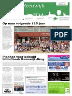Kijk Op Reeuwijk Wk23 - 3 Juni 2015