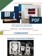 1.- Sistemas de Control y Registro