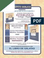 Muestra Interlineal MAB - Galatas