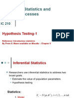 Lectue 11_Hypothesis Testing