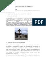 Lugares Turisticos de Cajamarca