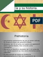 Andalucia y Su Historia