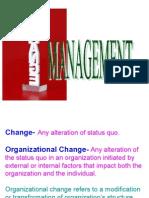Change Management1