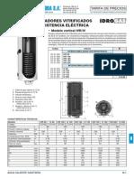 Agua Caliente Sanitaria Tarifa PVP SalvadorEscoda