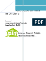 Investment Opportunities in DHOLERA