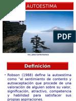 Tema 2 La Autoestima (1)