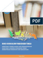Buku Kurikulum Pendidikan Tinggi