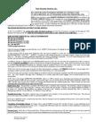 Form 014 FINAL Version TX Agency Procedure 11-13-06