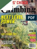 Climbing 2013-12-2014-01