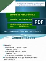 Tendido Fibra Optica