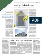 """""""Ein dekoratives Scheinfenster"""""""