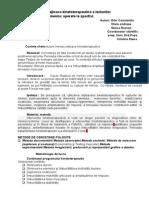 Recuperarea Prin Mijloace Kinetoterapeutice a Leziunilor de Menisc Operate La Sportiv1 Poster Bun