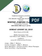 2010 Winter Jumping Classic Premium