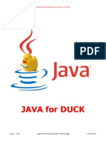 Java for Duck