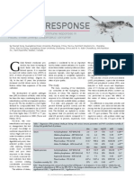 IMMUNE RESPONSE - Dietary protease improves immune responses in Pacific White Shrimp, Litopenaeus vannamei