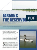 FARMING THE RESERVOIRS
