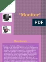 Monitor o Pantalla , El Dispositivo En