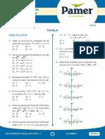 Algebra Seminario 9