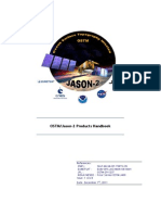 Hand book satellite Jason-2