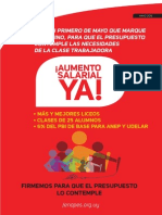 Fenapes Mayo 2015