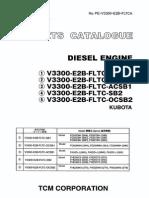 Tcm v3300 Engine