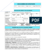 0. Guía Académica de Capacitación V4 Defensoria Pasto SGC Implementacion 2014