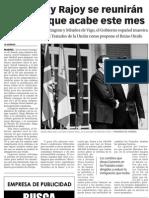 150603 La Verdad CG- Cameron y Rajoy Se Reunirán Antes de Que Acabe Este Mes p.8