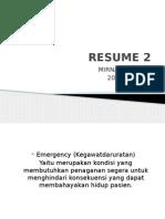 Resume 1 Ppt
