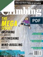 Climbing February 2014